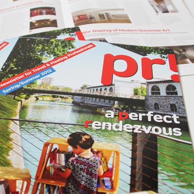 PR magazine