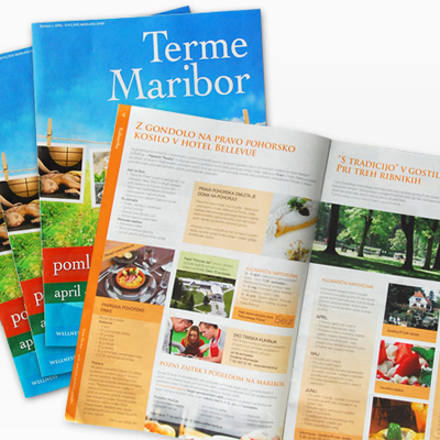 Terme Maribor magazine