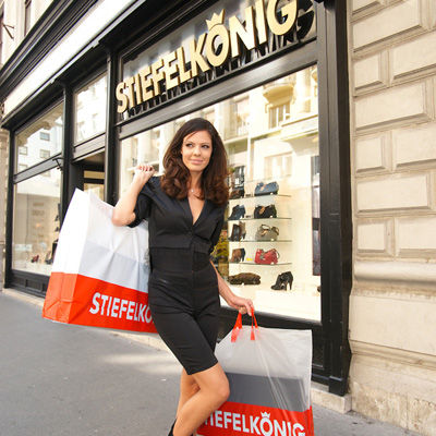 Promotionevent Stiefelkönig