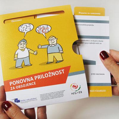 Broschüre Entwicklungsagentur Maribor